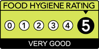 Food Hygiene Rating 5 - Very Good!